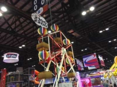 Exciting Time at the IAAPA Expo