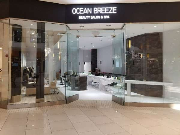 Ocean Breeze Nail Salon - Aventura